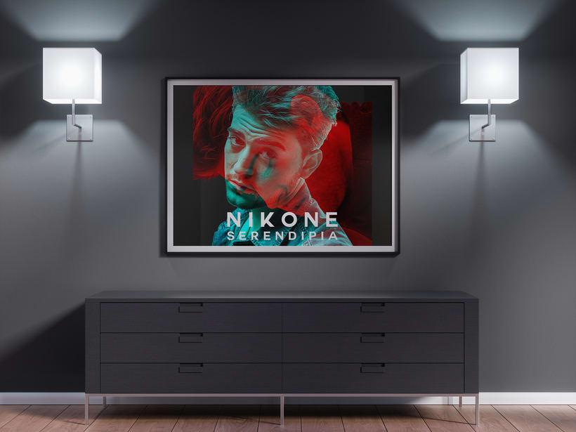 Nikone: prototipo disco vinilo 4