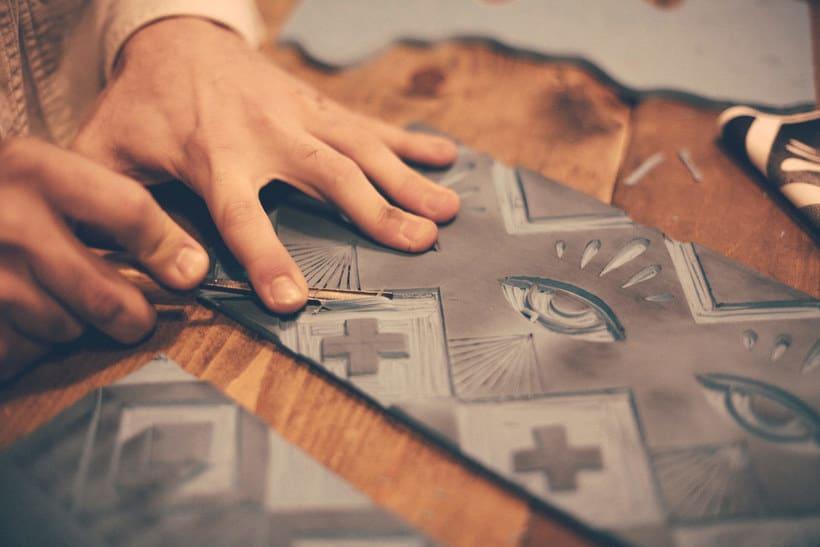 Aprende a crear tus sellos y conviértete en una imprenta humana 9