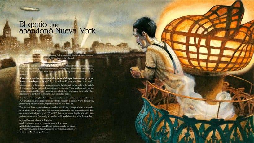 Deseos de nunca acabar (album ilustrado)  2