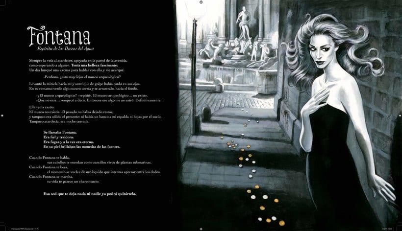 Deseos de nunca acabar (album ilustrado)  10