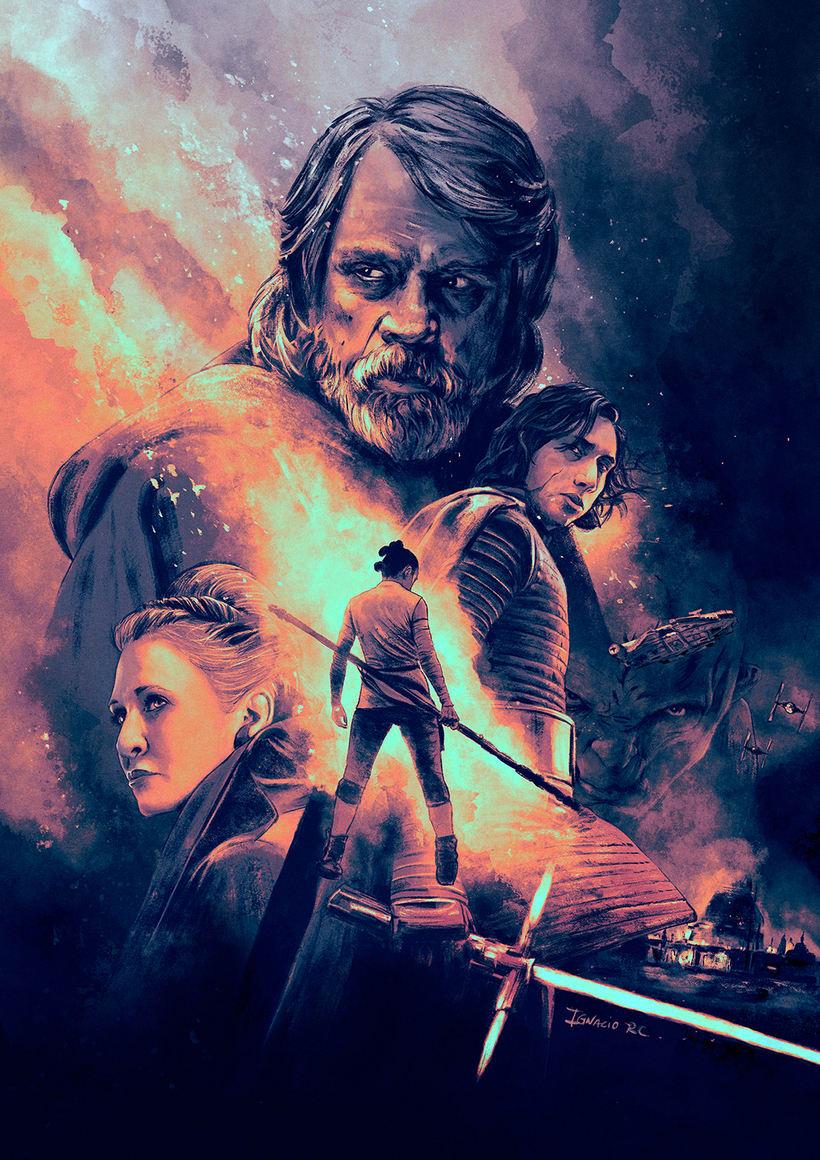 Star Wars: The Last Jedi 0