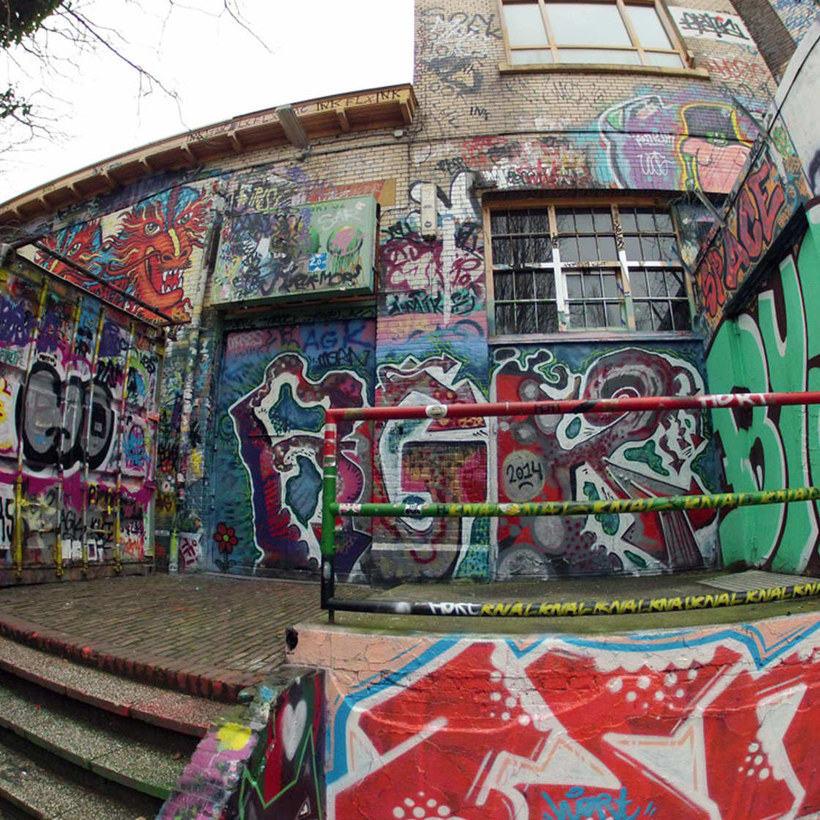 Arqueología grafitera 3