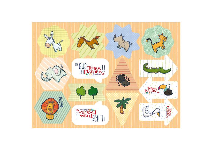 Actividades Terra Natura. Ilustración infantil 11