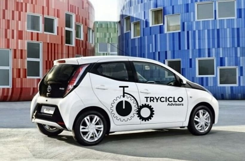 Tryciclo Advisors Rebranding and merchandising -1