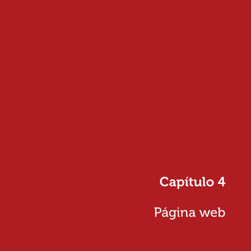 """Manual de Identidad Corporativa """"Pimentón"""" 10"""