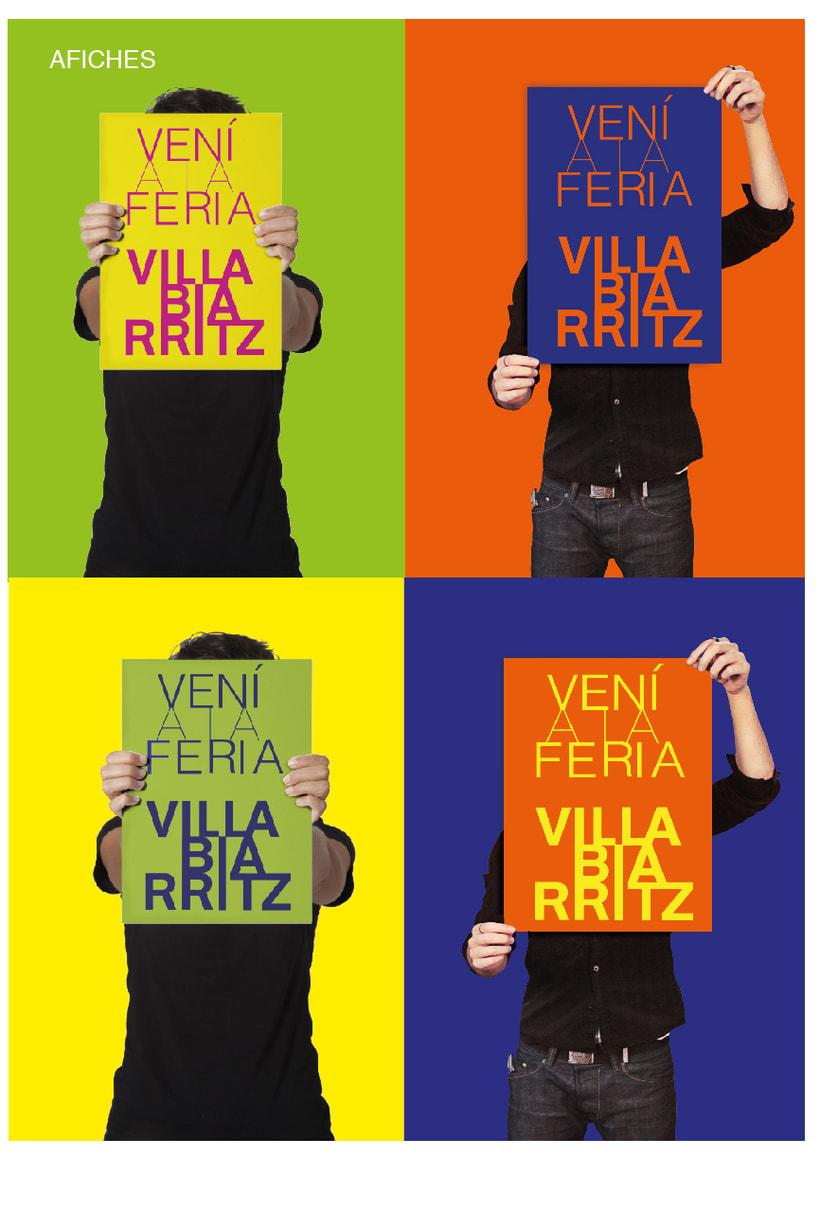 Feria de Villa Biarritz 2
