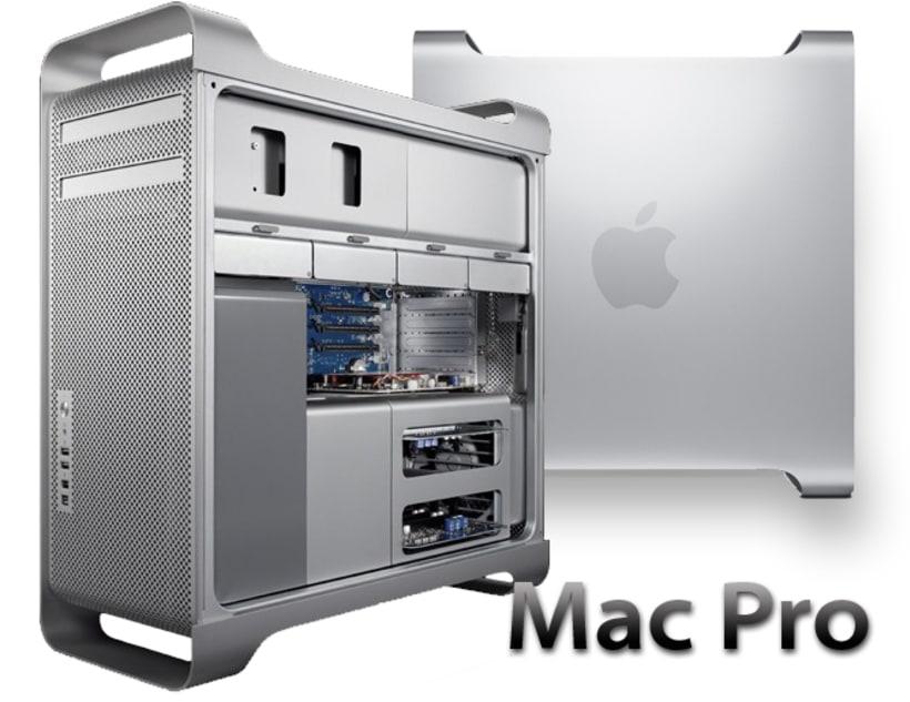 Mac Pro 2008 equipado 1