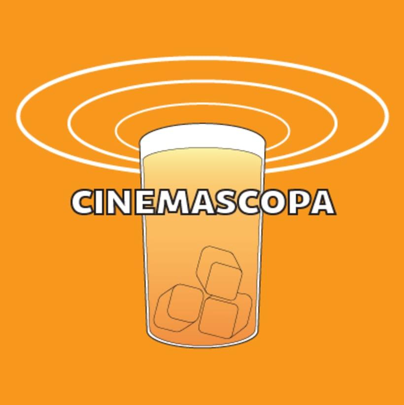 CINEMASCOPA PODCAST: un podcast en el que un grupo de amigos nos juntamos a hablar de cine y de lo que nos da la real gana -1