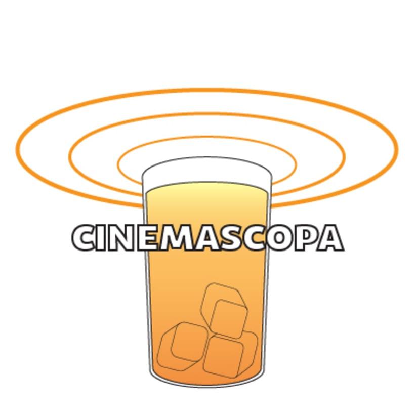 CINEMASCOPA PODCAST: un podcast en el que un grupo de amigos nos juntamos a hablar de cine y de lo que nos da la real gana 0