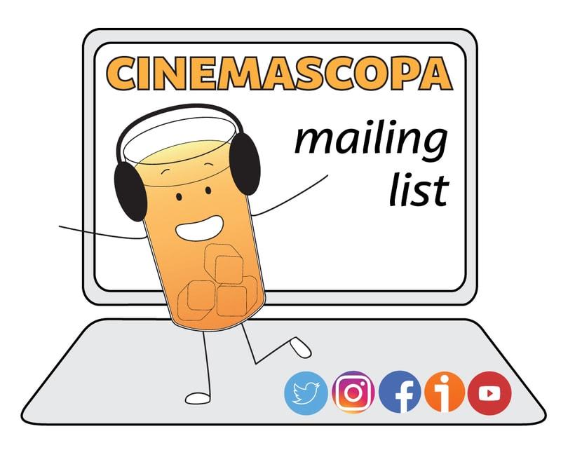 CINEMASCOPA PODCAST: un podcast en el que un grupo de amigos nos juntamos a hablar de cine y de lo que nos da la real gana 3