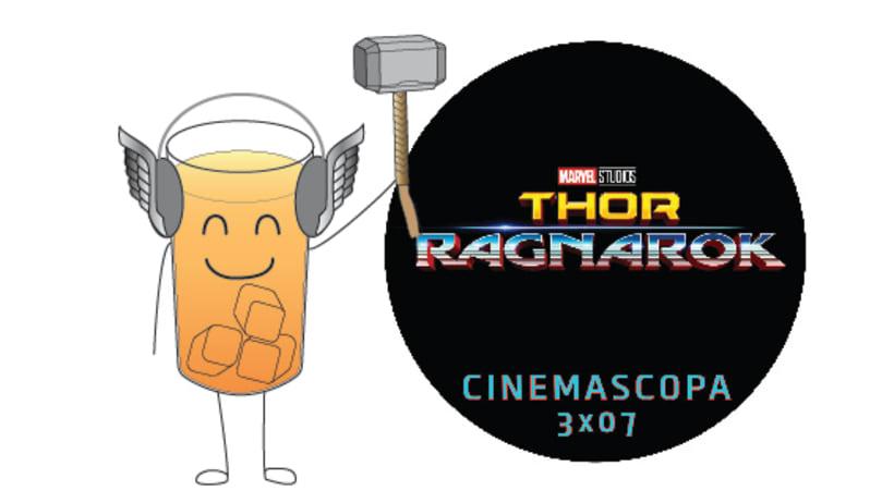 CINEMASCOPA PODCAST: un podcast en el que un grupo de amigos nos juntamos a hablar de cine y de lo que nos da la real gana 4