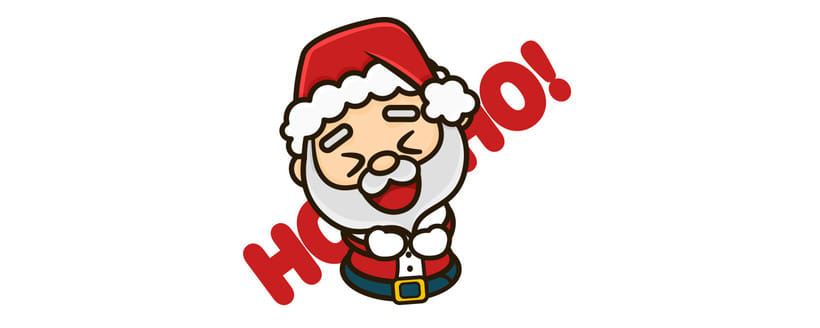 Happy Holidays set | Stickers for Kik Messenger 7