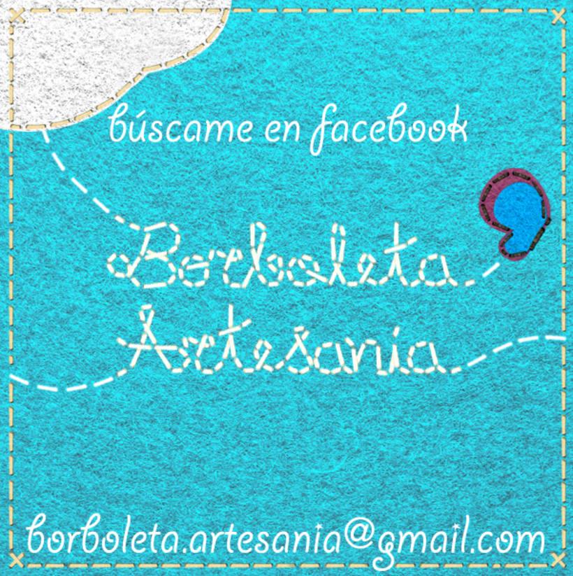 Identidad Corporativa Borboleta Artesanía 0