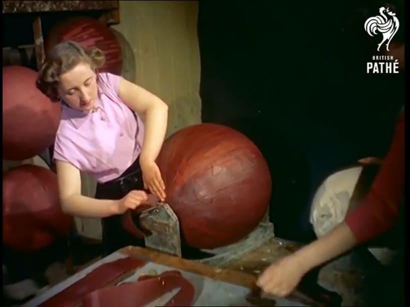 ¿Cómo se hacían los globos terráqueos? 1