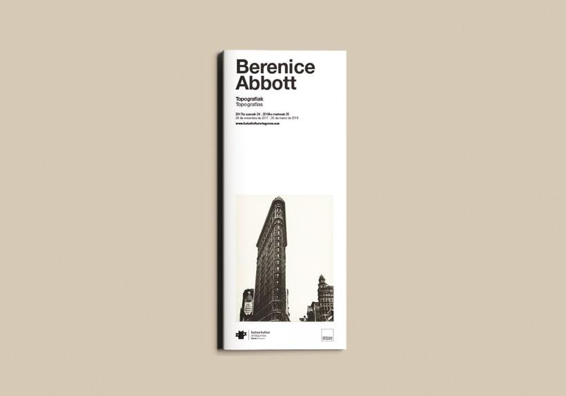 Exposición Berenice Abbott 0