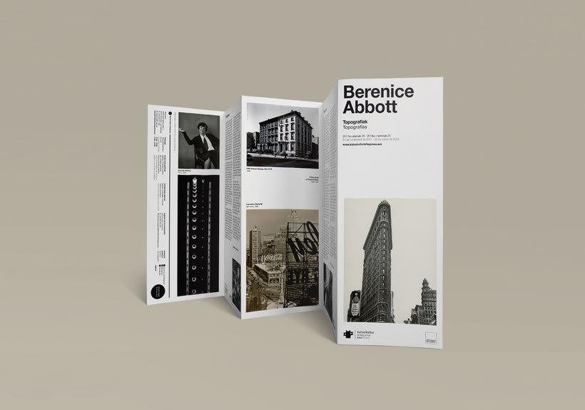 Exposición Berenice Abbott 1