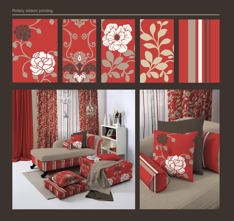 Estampación Textil Rotativa. 4