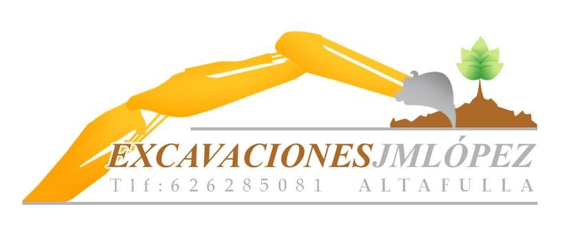 Logotipo Excavaciones JMLÓPEZ -1