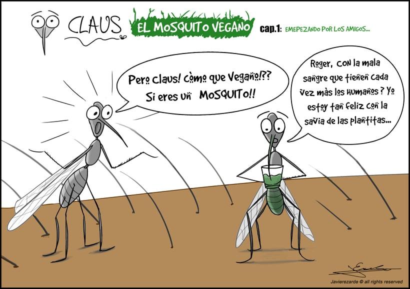 Cartoon Humor Vignets 6