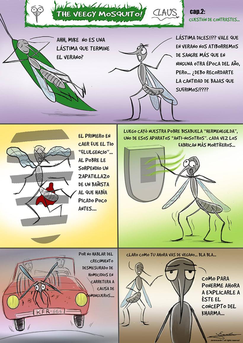 Cartoon Humor Vignets 7
