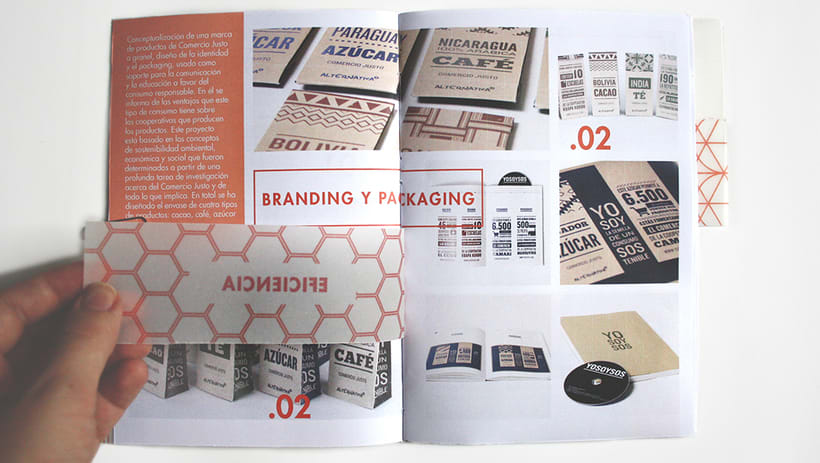 Personal branding. CV & Portfolio. 4