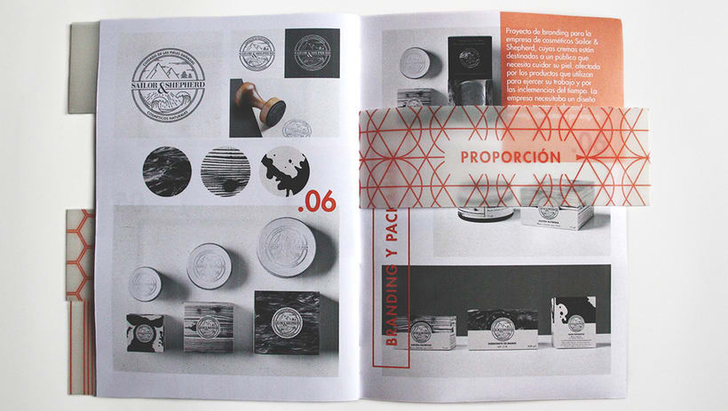 Personal branding. CV & Portfolio. 8