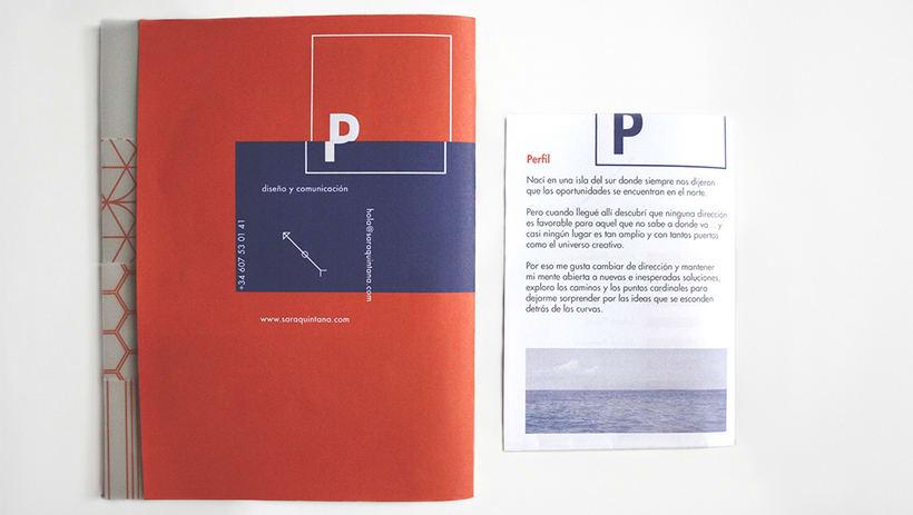 Personal branding. CV & Portfolio. 9
