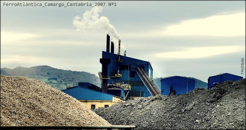 La FerroAtlántica:  un reportaje de arqueología post-industrial 1