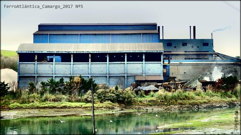 La FerroAtlántica:  un reportaje de arqueología post-industrial 5