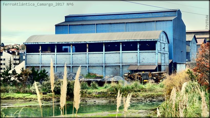 La FerroAtlántica:  un reportaje de arqueología post-industrial 6