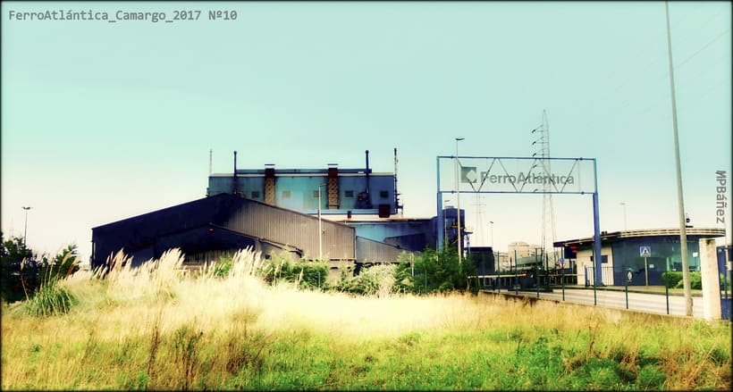 La FerroAtlántica:  un reportaje de arqueología post-industrial 10