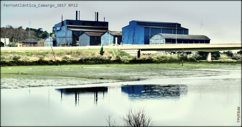 La FerroAtlántica:  un reportaje de arqueología post-industrial 12