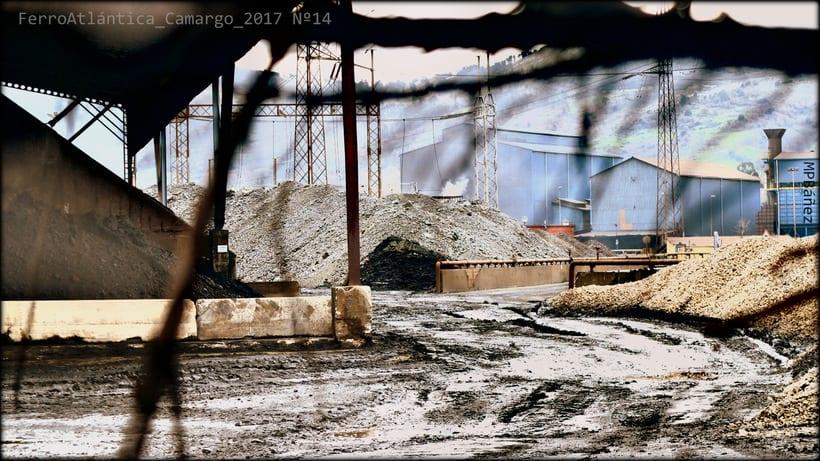 La FerroAtlántica:  un reportaje de arqueología post-industrial 14