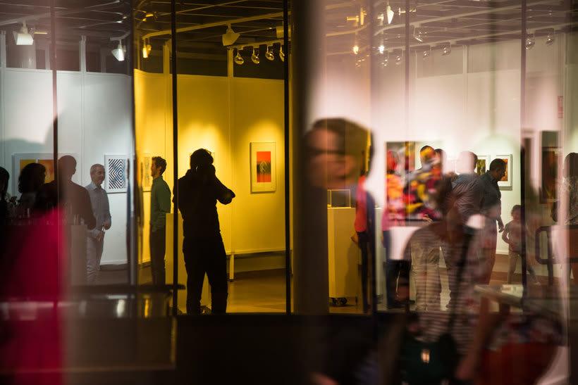 Comisariado de exposición de fotografía abstracta (2017) 6