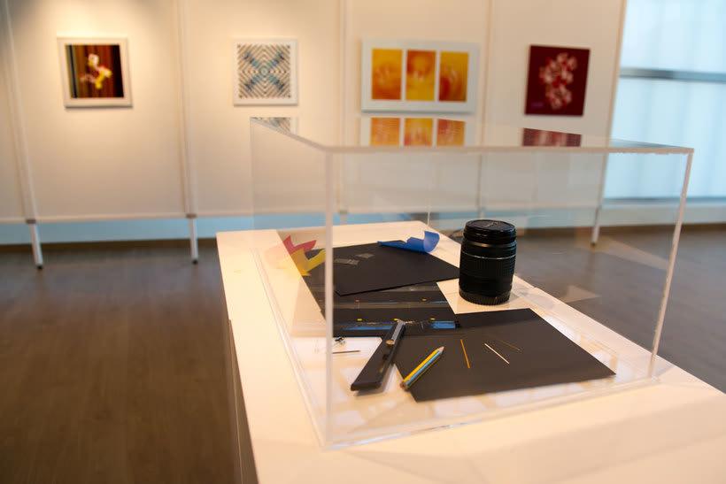 Comisariado de exposición de fotografía abstracta (2017) 2