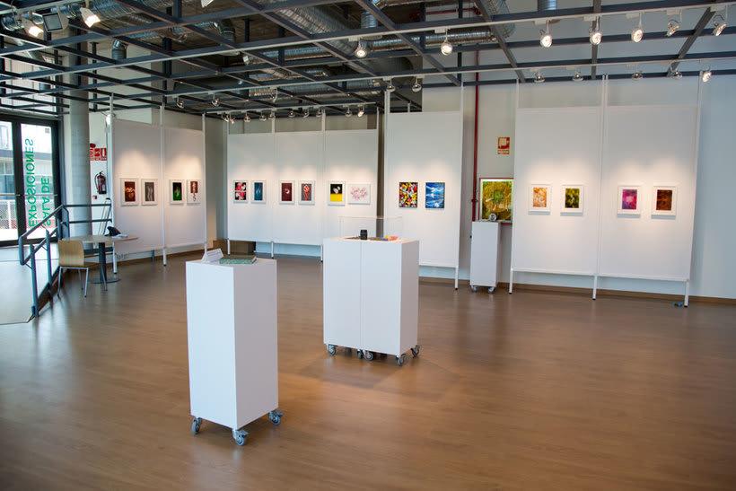 Comisariado de exposición de fotografía abstracta (2017) 4