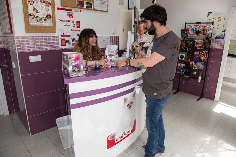 Fotografía corporativa de la clínica veterinaria Salvatierra (2016) 5
