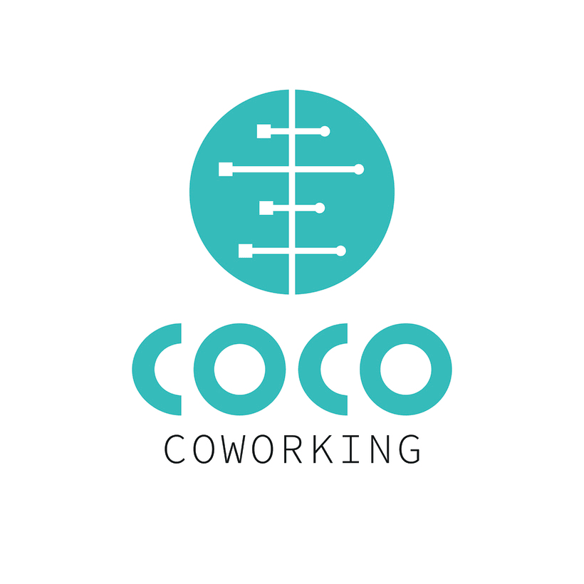Branding COCO Coworking 0