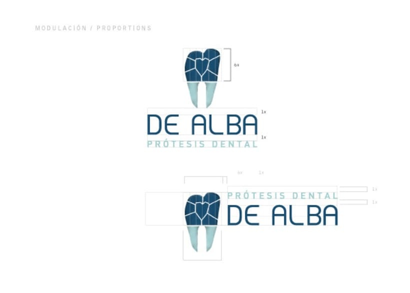 Logotipo para protésico dental 5