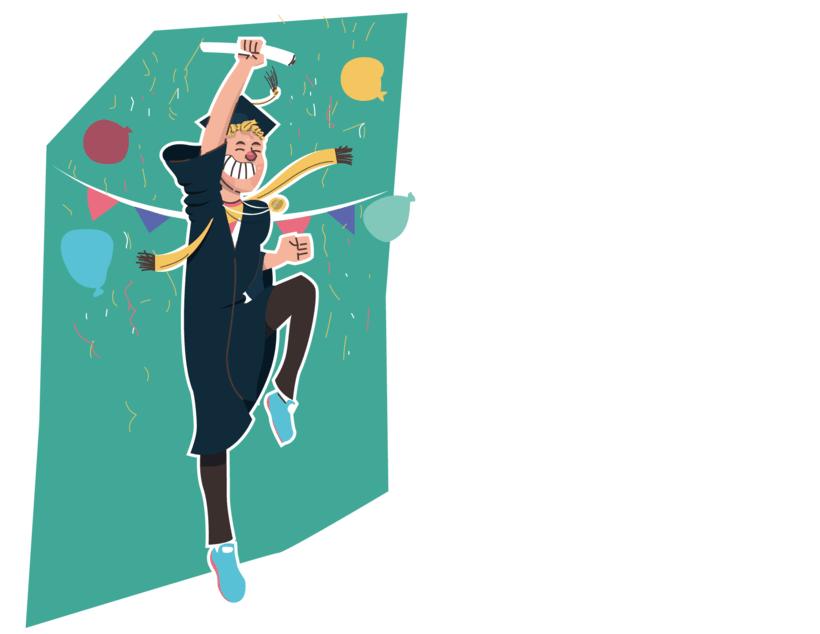 Alcanzando Una Estrella | Ilustración Infantil 7