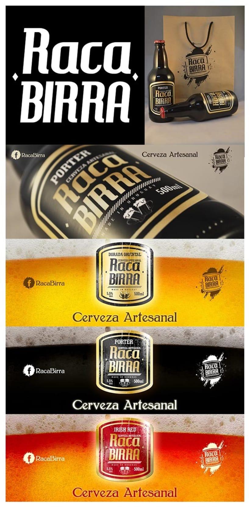 Raca Birra - Cerveza artesanal -1