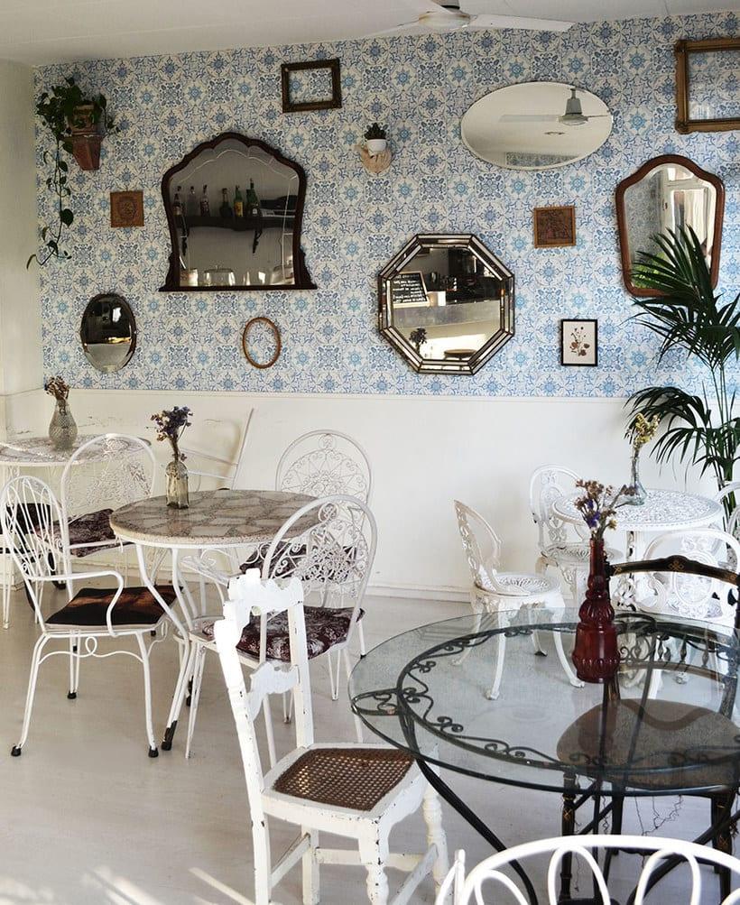 Sibarita Caf Brand Identity Interior Design Domestika