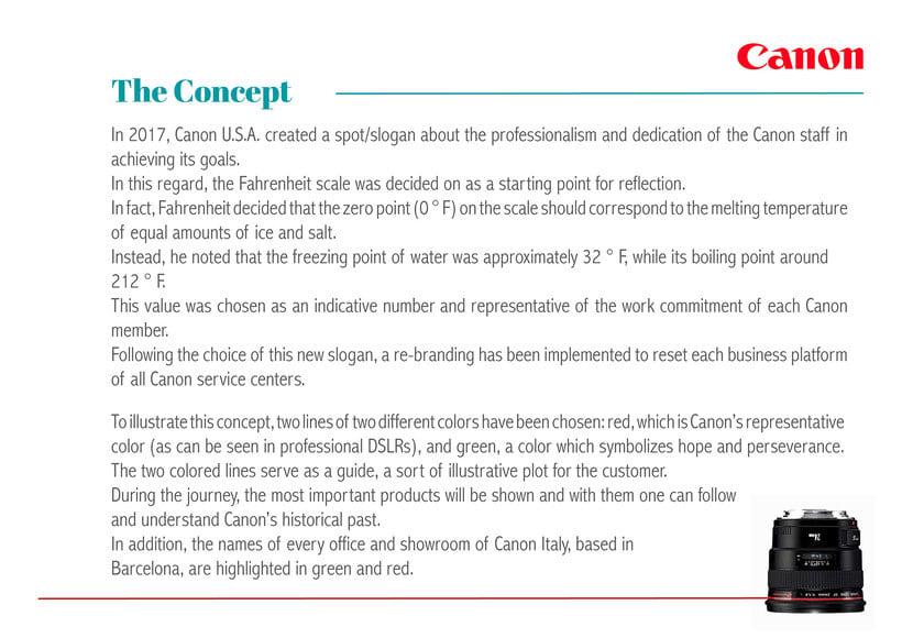 Re-Branding Canon | Arvato Iberia 1