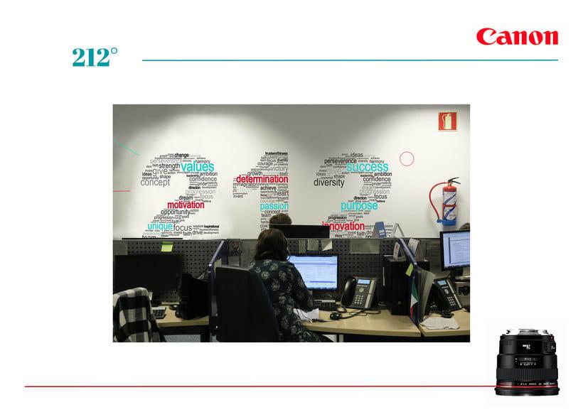 Re-Branding Canon | Arvato Iberia 3