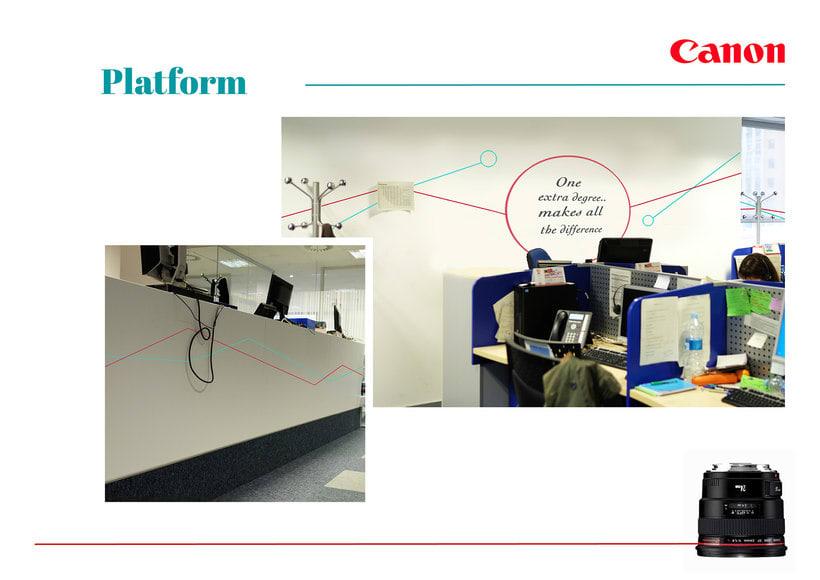 Re-Branding Canon | Arvato Iberia 6
