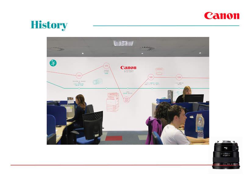 Re-Branding Canon | Arvato Iberia 10