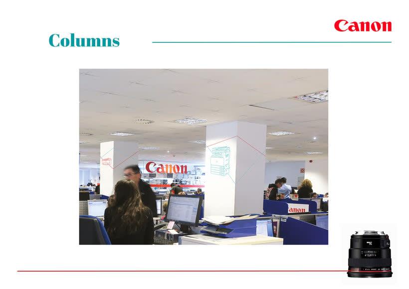 Re-Branding Canon | Arvato Iberia 8