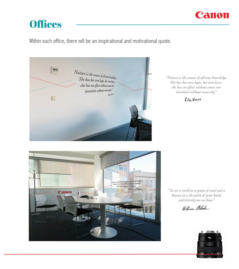 Re-Branding Canon | Arvato Iberia 11