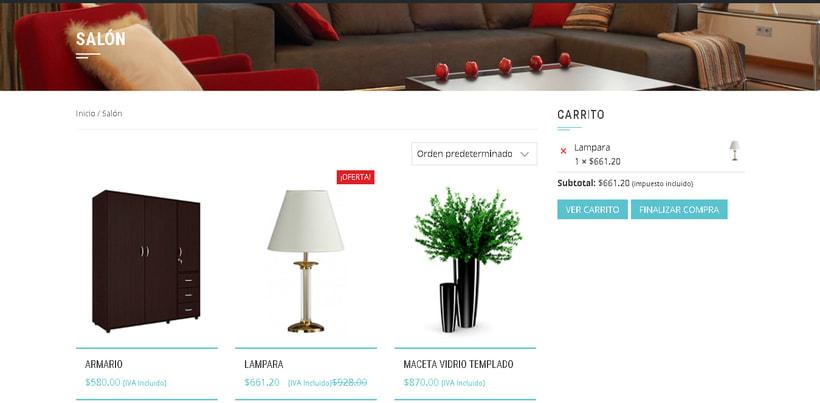 Comercial Domestica. Encuentra todo para tu hogar 1