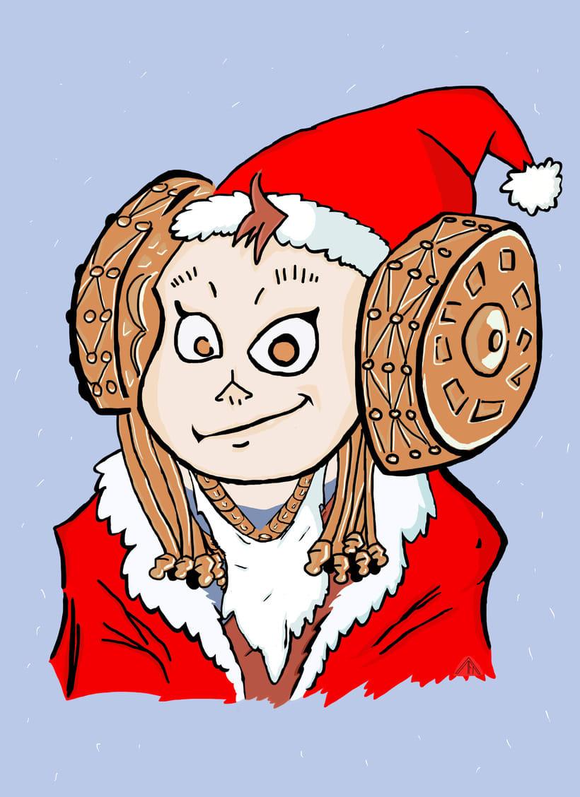 Dama de Elche - Papá Noël 0